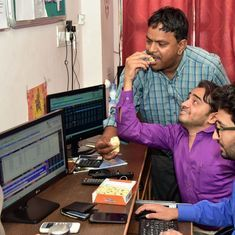 The business wrap: Markets rebound as Sensex crosses 33,000-mark, and six other top stories