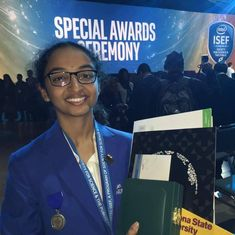 Minor planet to be named after Bengaluru girl who excelled in a global science fair