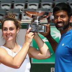 रोहन बोपन्ना ग्रैंड स्लैम खिताब जीतने वाले चौथे भारतीय बने