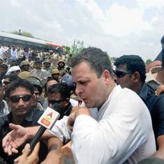 The big news: Rahul Gandhi meets farmers' families at MP-Rajasthan border, and 9 other top stories