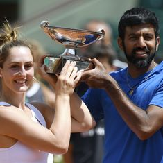 'Right now, I am playing my best tennis,' says Rohan Bopanna