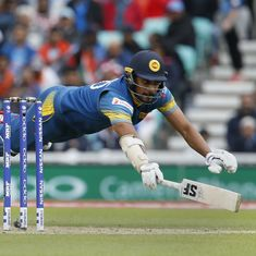 Get fit in three months or get out: Sri Lankan government's ultimatum to cricket team