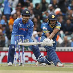 India's bowlers come up short as Sri Lanka seal shock 7-wicket win in crucial Champions Trophy clash