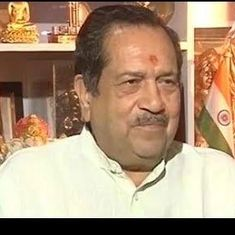 Watch: Beef is a bad habit like alcohol, tobacco, says RSS leader Indresh Kumar