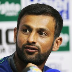Pakistan all-rounder Shoaib Malik granted permission for late arrival in England for T20I series
