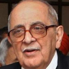Jurist Fali Nariman says Venkaiah Naidu made the right call by rejecting plea for CJI's impeachment