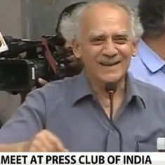 Full text: Narendra Modi regime's 'genes are totalitarian', says Arun Shourie