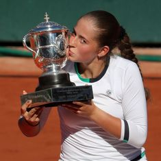 Jelena Ostapenko's triumph is a tale of grit and fearlessness overcoming experience and favouritism