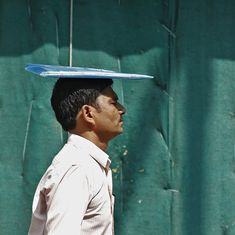 A small rise in summer temperatures in India could result in a big jump in heat-related deaths