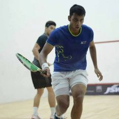 Western India Squash Open: National champion Mahesh Mangaonkar to take on Vikram Malhotra in final