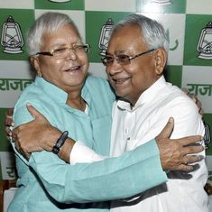 End alliance with Lalu Yadav's RJD: BJP tells Nitish Kumar after CBI raids