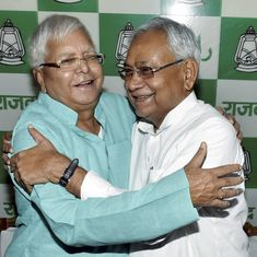 Bihar: RJD leaders appeal to Nitish Kumar, Lalu Yadav to resolve crisis in the grand alliance