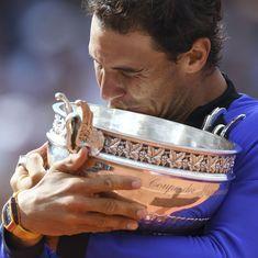 What helped Rafael Nadal win La Decima? His rapid-fire movement and his impeccable serve