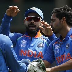 'India's fitness standards must improve': MSK Prasad lays down marker for 2019 World Cup