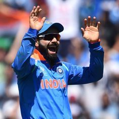 Virat Kohli, Jasprit Bumrah consolidate top spots in ICC ODI rankings