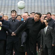 China 2030? Xi Jinping's scheduled meeting with Fifa chief fuels speculation of hosting World Cup