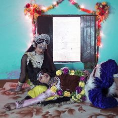 Scottish Lolitas and dating in India: Photographers from two nations capture critical moments