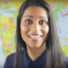 Watch: Superwoman aka Lilly Singh tears apart racists and gives them a lesson or two in geography