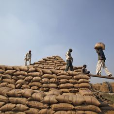Food grain output from kharif crop likely to decline by 2.8% in 2017-'18, says Centre