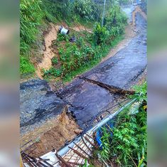 Mizoram: Eight dead in flash floods, six others reported missing in Lunglei district