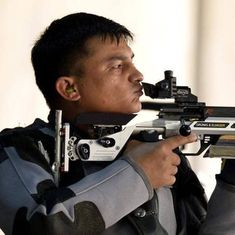 Satyendra Singh finishes eighth in men's 50m Rifle 3 Positions event at Shooting World Cup