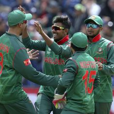 Bangladesh call up uncapped bowler Abu Jayed, Mosaddek Hossain in World Cup 2019 squad