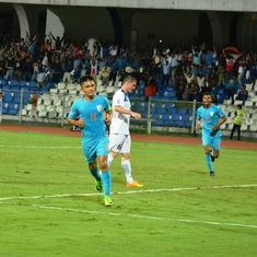 India won their eighth match on the trot against Kyrgyzstan, but how noteworthy is the run?