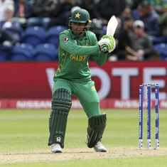Fakhar Zaman's career-best helps Pakistan dominate Zimbabwe in second ODI