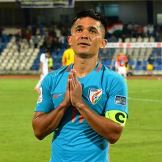 'Playing against a weak side does not guarantee win': Sunil Chhetri cautious ahead of Macau clash