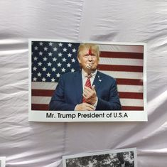 Delhi: Hindu Sena hosts celebrations for Donald Trump's 71st birthday