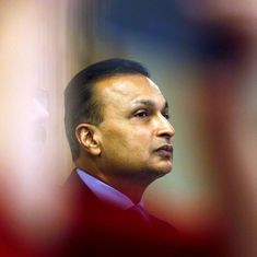 Shares of Reliance Communications tumble after its poor quarterly performance