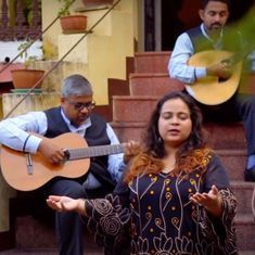 Watch: Meet Sonia Shirsat from Goa, India's best singer of the Portuguese Fado