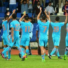 India vs Kyrgyzstan player ratings: Gurpreet's heroics and Chhetri's goal top the list