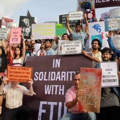 'Only rich students will get into FTII': Alumni, teachers oppose plan to privatise the film school
