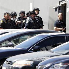 United States: Gunman kills two, shoots self in San Francisco