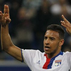 Bayern Munich break transfer record to sign Corentin Tolisso from Lyon for 47.5 million euros