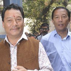 Darjeeling: Fresh violence erupts after police recover crossbows, arrows in raids at GJM premises