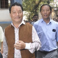 Bengal: Bimal Gurung criticises BJP for not fulfilling promises, reiterates support to Trinamool