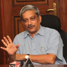 Goa can't afford law and order trouble because of 'Padmavati' in tourist season: Manohar Parrikar