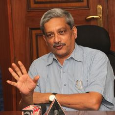 Manohar Parrikar attacks state EC over officials' alleged Rs 16.86 crore reimbursement claim