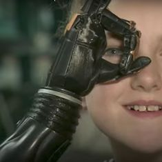 Watch: Children may soon get 3D-printed bionic hands, at affordable prices