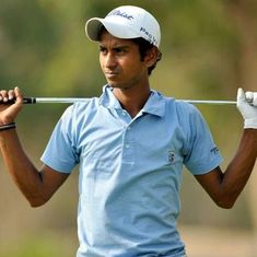 Rashid Khan co-leader, SSP Chawrasia shoots 4-under in first round of Queens Cup