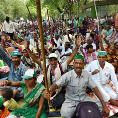 Rajasthan: Hundreds of farmers launch indefinite stir, demand loan waiver and Minimum Support Price