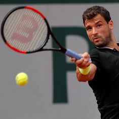 Tennis: Beijing pollution was so bad that it gave Grigor Dimitrov headaches for three days