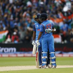 The Dhawan-Rohit combination is the secret of India's Champions Trophy dominance