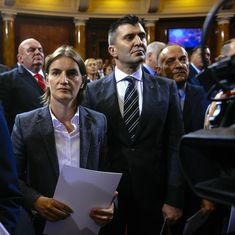Serbia might soon get its first female and openly gay prime minister