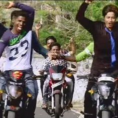 Watch: Will this song inspire Chennai youngsters to follow traffic rules?
