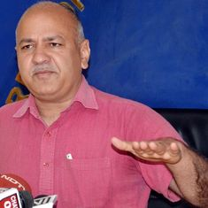 Delhi Cabinet reshuffle: Some of Manish Sisodia's portfolios have been reallocated