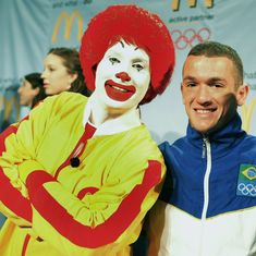 McDonald's pulls out of Olympic sponsorship after 41 years
