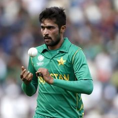 After Test snub, pacer Mohammad Amir left out of Pakistan's T20 squad against Australia